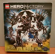 LEGO HERO FACTORY / 7145 VON NEBULA / BNIB NEW SEALED / RARE RETIRED /FAST POST✔