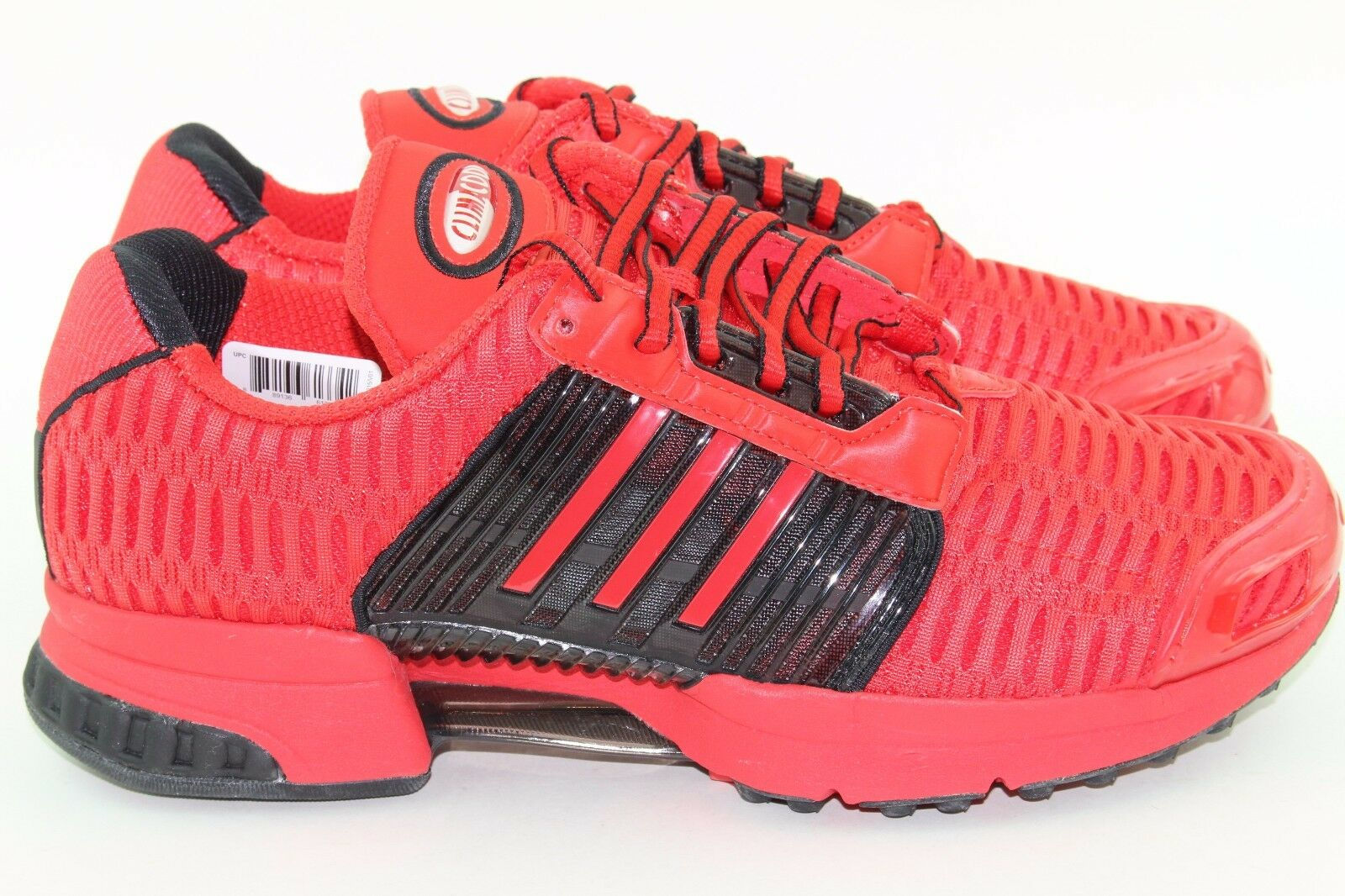 ADIDAS CLIMA COOL 1 MEN SIZE 8.5 RED 360 DEGREE COOLING NEW RARE AUTHENTIC