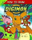 Digimon: How to Draw Digimon : The Official Guide by Randi Reisfeld and Ellen Sullivan (2000, Paperback)