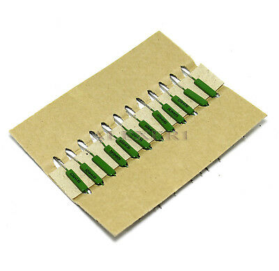 100K Ohm New Old Sock 5W Load Power Non-Inductive Ceramic Resistors 100 Ohm
