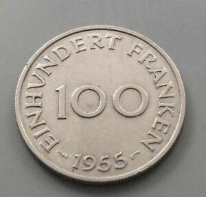 Germany-100-Franken-Saarland-bj206