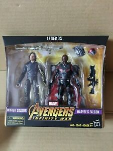 Marvel-Legends-Winter-Soldier-and-Falcon-2-Pack-NEW