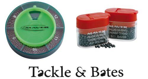 Maver Elite Micro Distributeur /& Recharges 6 Options Match Pole grossier pêche