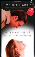 Boy Meets Girl: Say Hello to Courtship by Joshua Harris, (Paperback), Multnomah