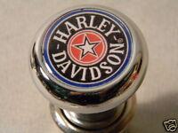 Harley Chrome 12 Volt Dash Lighter Element Vintage Dome Style