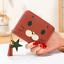 thumbnail 13 - Girls Womens Small PU Leather Short Wallet Cards Holder Coins Purse Lady Handbag