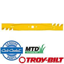 "1 OEM Extreme Mulching Blade 21"" MTD Cub Cadet Troy Bilt Walk Mower 942-0741-X"
