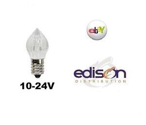 led lampe votiv a kerze flamme f r friedhof e14 10 24v warmes licht 0 5w ebay. Black Bedroom Furniture Sets. Home Design Ideas