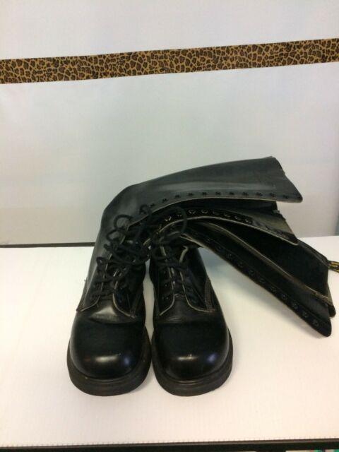 Martens Mens B8249 Lace-Up Leather Shoes Dr