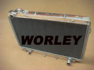 3-core-aluminum-radiator-for-80-Series-Landcruiser-1HZ-Diesel-amp-1HDT-Turbo-90-98