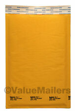 1 725 X12 Kraft Bubble Lite Mailers Dvd Padded Envelopes Bags 25 100 To 2000