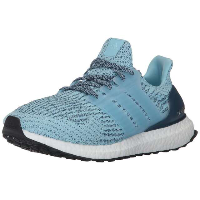 17ab6c4deaf adidas Women s Ultraboost Running Shoes Ice Blue White S82055 Size ...