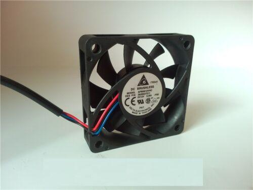 New original Delta AFB0612VHC-F00 Fan 6CM 12V 0.36A 3pin 60*60*13mm