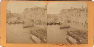 Venezia-Grand-Canal-Italia-Stereo-Jean-Andrieu-Parigi-Albumina-Ca-1870