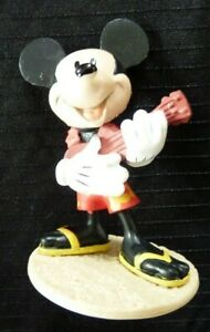 PVC-Toy-Figurine-Aloha-Mickey-Mouse-playing-Ukulele