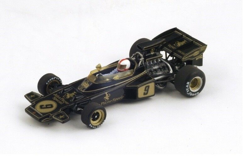 Lotus 72D  9 D.Walker  GP Monaco  1972 (Spark 1 43   S4283)