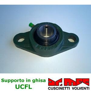 Supporto-UCFL-205-completo-di-cuscinetto-autoallineante