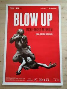 Blowup Poster////Blowup Movie Poster////Movie Poster////Poster Reprint