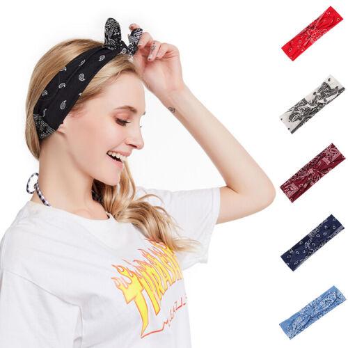 Hair Band Headwear Fashion Rubber Band All-match Headband Yoga Band HeadWrap