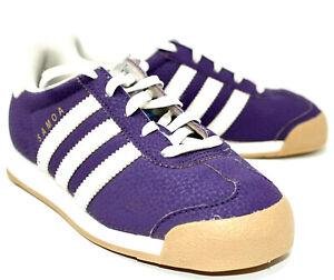 Adidas Samoa Skate Shoes Kids Size 1.5