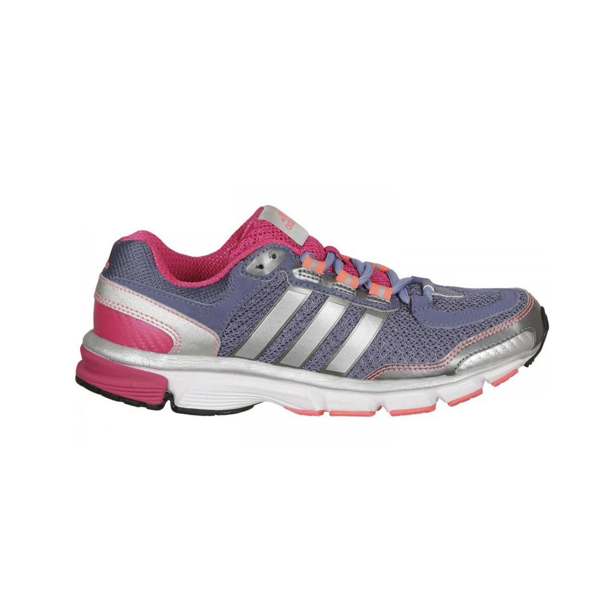 Adidas Exerta 5 Femmes Textile Violet Running Trainers G96957 UK Tailles 3.5 - 9