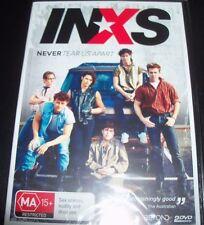 INXS Never Tear US Apart - Channel 7 Mini Series (Australia Region 4) DVD New