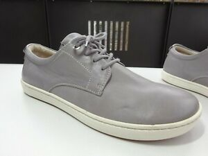 Birkenstock-Chaussures-Baskets-Homme-Cuir-Gris-Portugal-Gr-45-Large-Normal