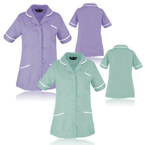 Nurses Tunic Healthcare Hospitality Maid Nurses Carers Dentist Uniform Therapist