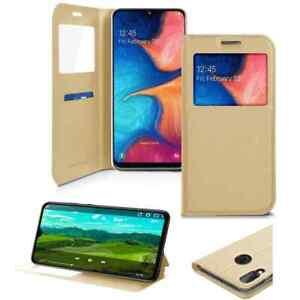 Coque Etui pour Samsung Galaxy A20e ,Housse Porte Carte Pochette Protection A20