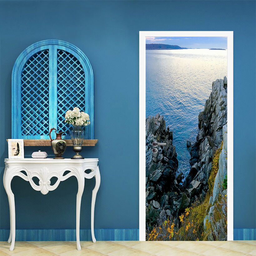 3D Ozean 716 Tür Wandmalerei Wandaufkleber Aufkleber AJ AJ AJ WALLPAPER DE Kyra | Genial  4e5561