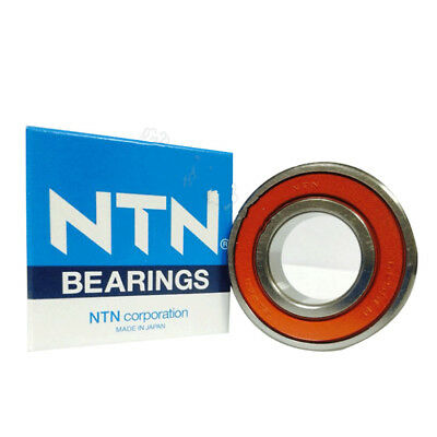 NTN 6201LLB Deep Groove Ball Bearing 12x32x10mm