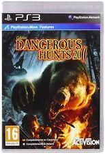 Cabela's Dangerous Hunts 2011 playstation 3  PS3