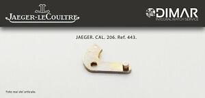 Jaeger-Lecoultre. CALIBRE.206. PIEZA.443