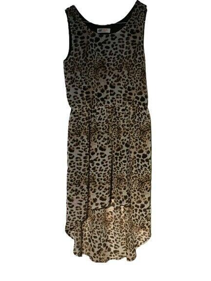 H&M * Sommer Leo Kleid * VESTIDO dress * Gr 158/12-13 J