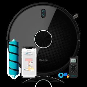 ROBOT-ASPIRADOR-CECOTEC-Conga-4090-cepillo-JALISCO-app-wifi-5g-sensor-op