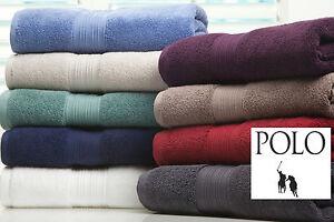 POLO-LUXURIOUS-BATH-TOWELS-BATH-SHEETS-HAND-TOWELS-FACEWASHERS-amp-BATH-MATS