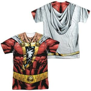 Image Is Loading DC Comics New 52 Captain Marvel Shazam Uniform