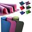 thumbnail 1 - TPE Yoga Mat Eco Friendly Exercise Fitness Gym Pilates Non Slip Dual Layer AU