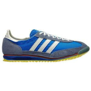 Details about adidas ORIGINALS MEN'S SL 72 VINTAGE TRAINERS SNEAKERS SHOES BLUE RETRO NEW BNWT