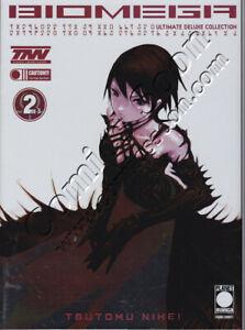 BIOMEGA-ULTIMATE-DELUXE-COLLECTION-2-Planet-Manga-Panini-Comics-NUOVO