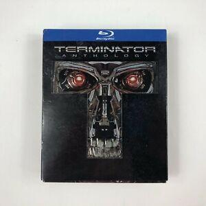 Terminator-Anthology-Blu-Ray-NEW-DVD-Terminator-Salvation-Silence-of-Lambs