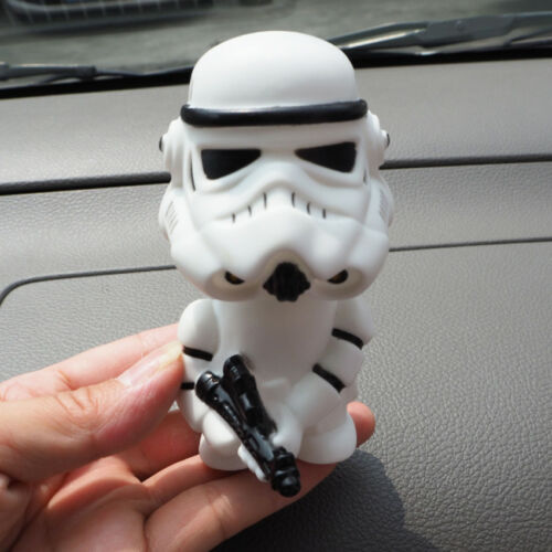 "Hot Star Wars Darth Vader 10cm 4/"" PVC Action Figure Dolls For Kids XMAS Gift"