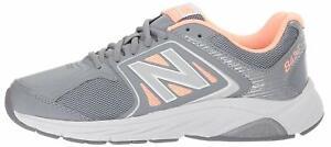 New Balance 847v3 Womens Grey Pink Wide