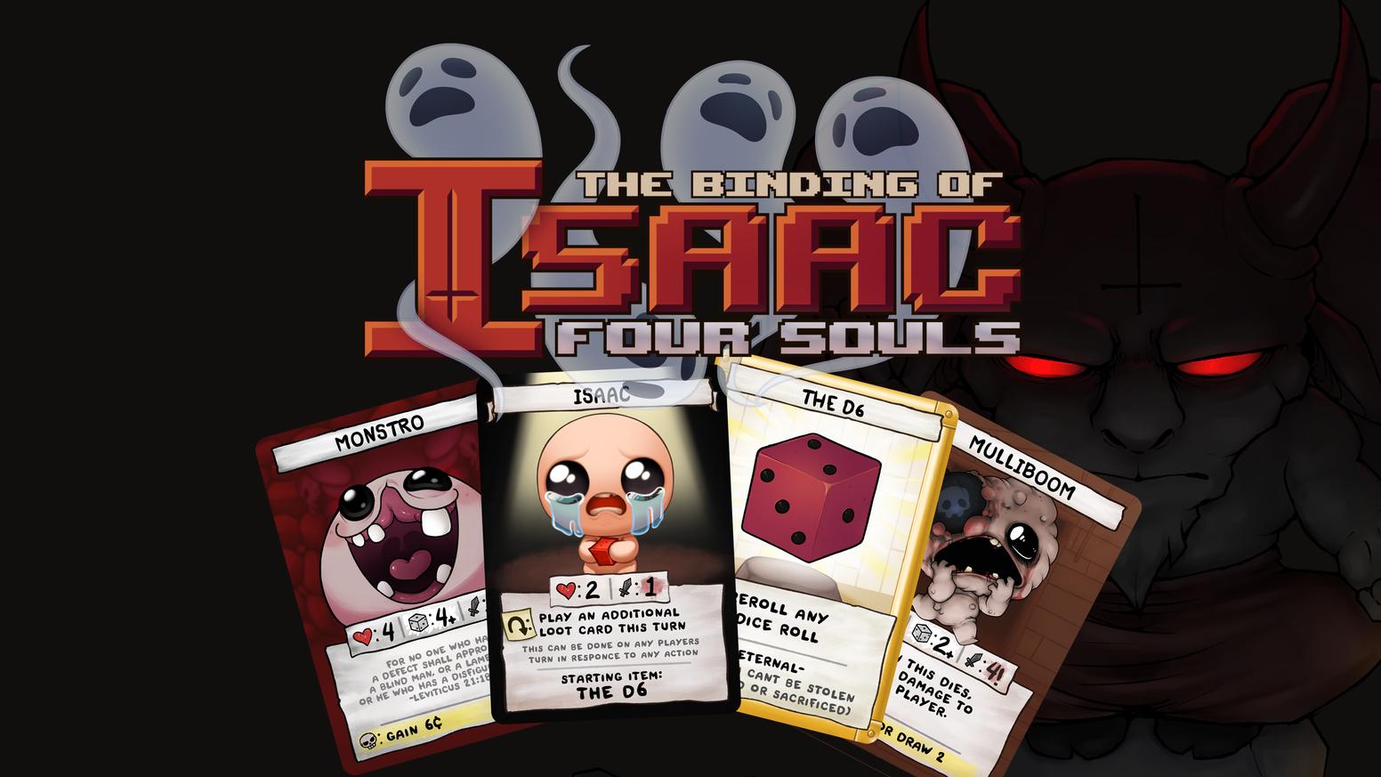The Binding of Isaac  Quatre âmes pédale de démarrage or box + Exclusive Expansion