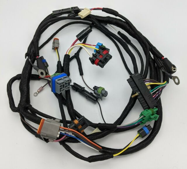 1383424 Wire Harness For Hyster Forklift Sk