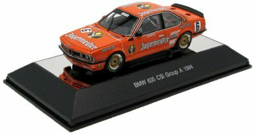 BMW 635 CSi Group A Racing   6 1 43 Autoart