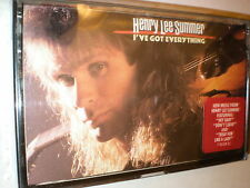 Henry Lee Summer CASSETTE NEW  I've Got Everything