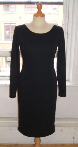 KnightVestito a lungo matita elegante rotondo scollo con e nero Baylis manico vestibilità a JcuTlF13K