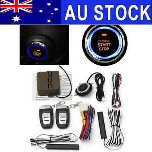 AU-PKE-Keyless-Entry-Car-Alarm-System-Remote-Start-amp-Push-Button-Start-Engine-K