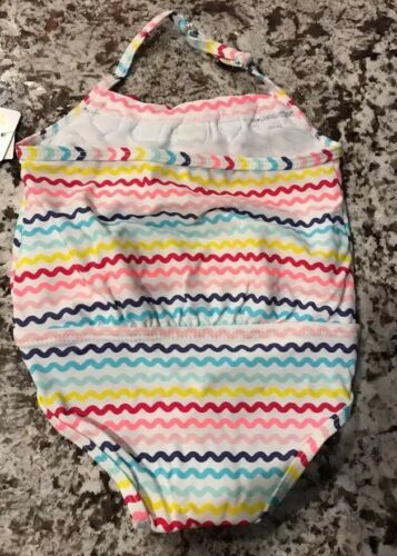 NWT BABY GIRL ONE PIECE BATHING SUIT SIZE 3-6 MONTHS
